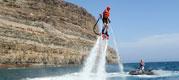 Tocht Flyboard Sensatie