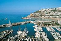 Puerto Base :: Havens in Gran Canaria