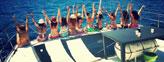 Gran Canaria Boat Trips Catamaran Blue Spirit
