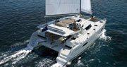 Luxe Catamaran Jacht Charter
