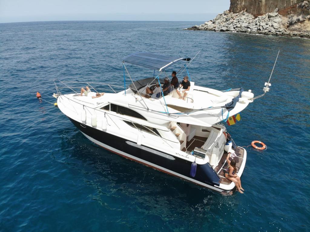 Tocht Luxe Jacht Charter